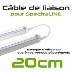 SpectraLINE 120cm 27W - Éclairage horticole blanc