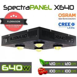 SpectraBULB X20 - Ampoule LED pour l'éclairages de plantes vertes en intérieur
