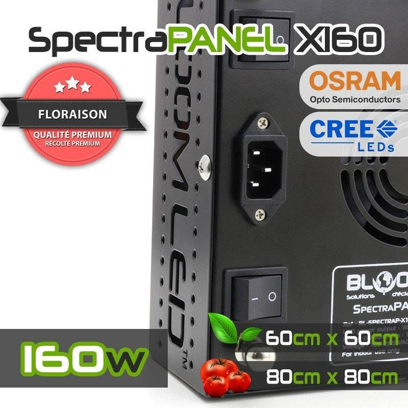 SpectraLINE 60cm - Eclairage LED horticole special bouturage